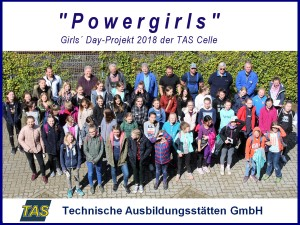 Girls Day 2018 - TAS Celle - 1
